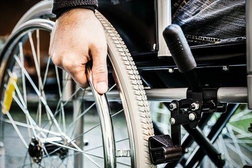 Blijvend letsel na een arbeidsongeval kan ervoor zorgen dat u in een rolstoel terechtkomt