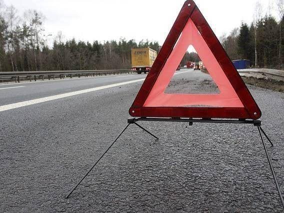 gevarendriehoek ongeval