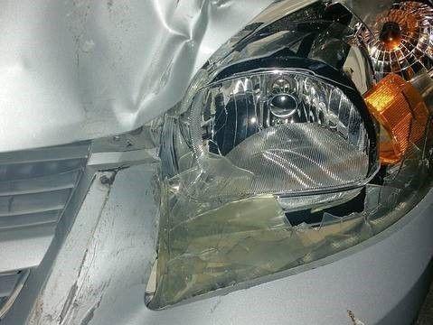 autowrak Verkeersongeval en geen veiligheidsgordel om, wat nu?
