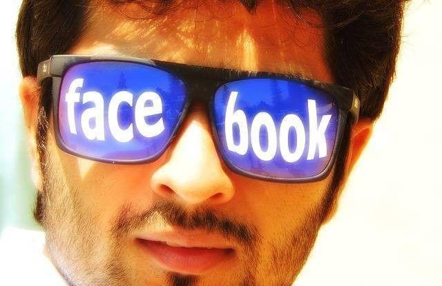 bril met face book