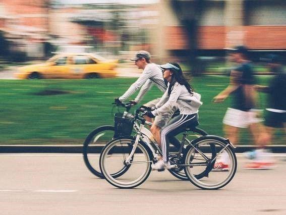 fietspad en letselschade
