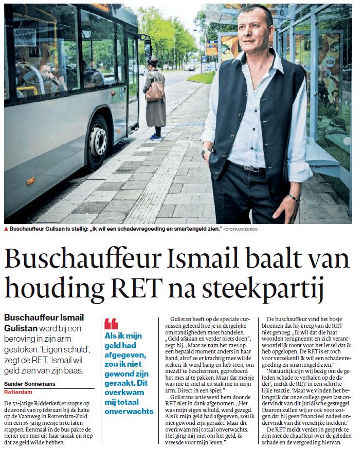 AD buschauffeur