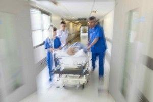 Artsen in ziekenhuis
