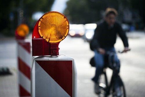 fietsongeluk