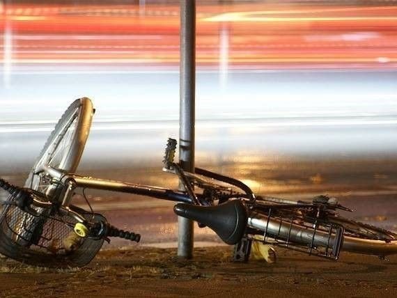 fiets ligt op grond, Fietsongeluk en letselschade claimen