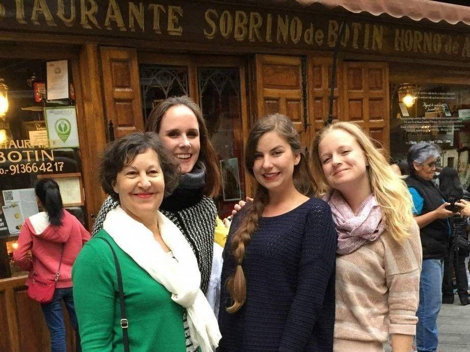 Madrid cursus 1