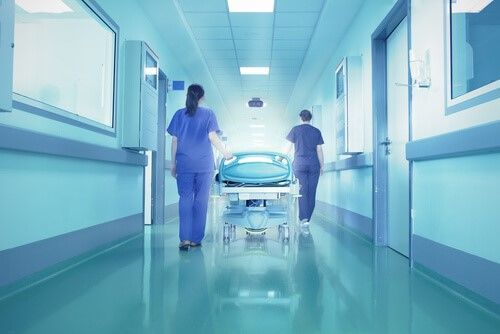 medische fout in ziekenhuis