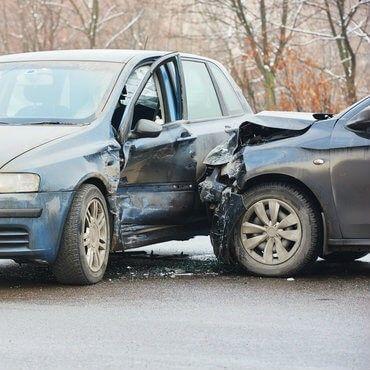 Verkeersongeval praktijkvoorbeeld