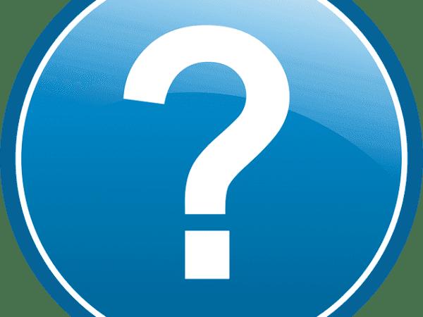 vraagteken en vragen over letselschade