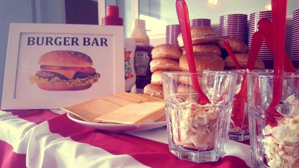 Feestelijke opening JBL&G 7 Burger bar