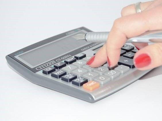 Calculator voor berekenen schadevergoeding na achteropaanrijding