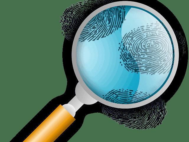 Vergrootglas en persoonlijk onderzoek bij letselschade