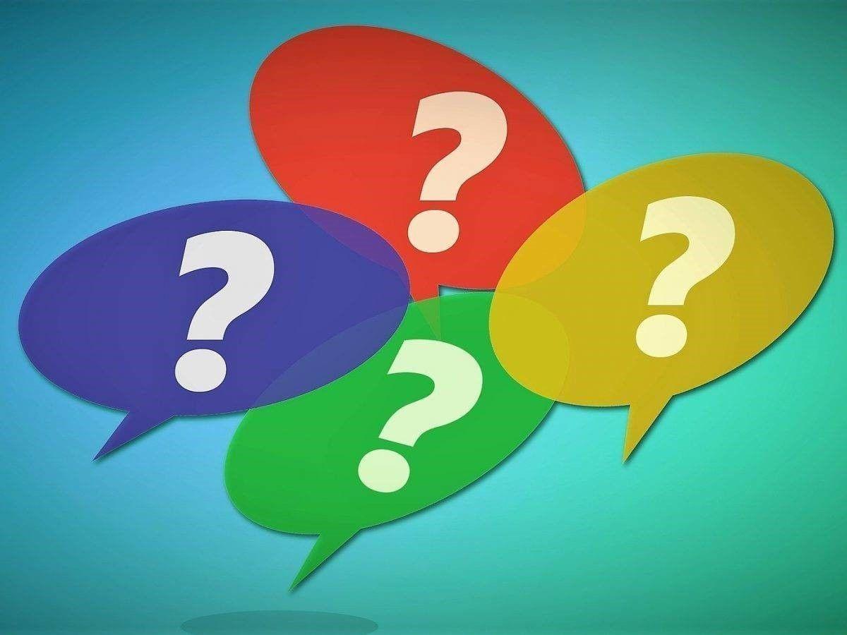 vraagtekens, vragen over een deelgeschilprocedure