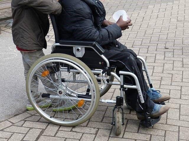 In een rolstoel als gevolg van Blijvende invaliditeit door letselschade