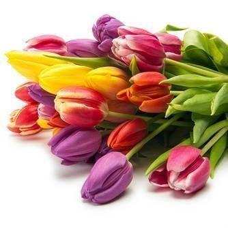 bloemen ongeval
