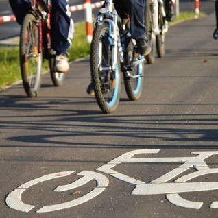 fietspad fietsongeluk