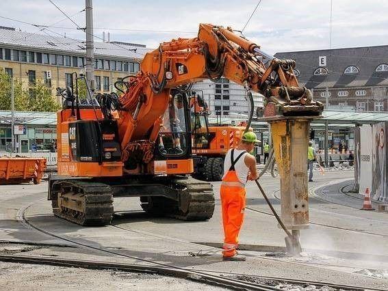 hijskraan en ongeval in de bouw