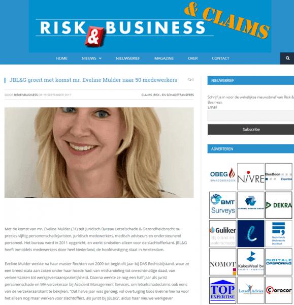 Risk en Business