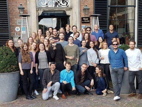 Teamuitje in Zutphen