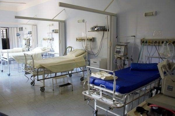 legionella ziekenhuisbedden