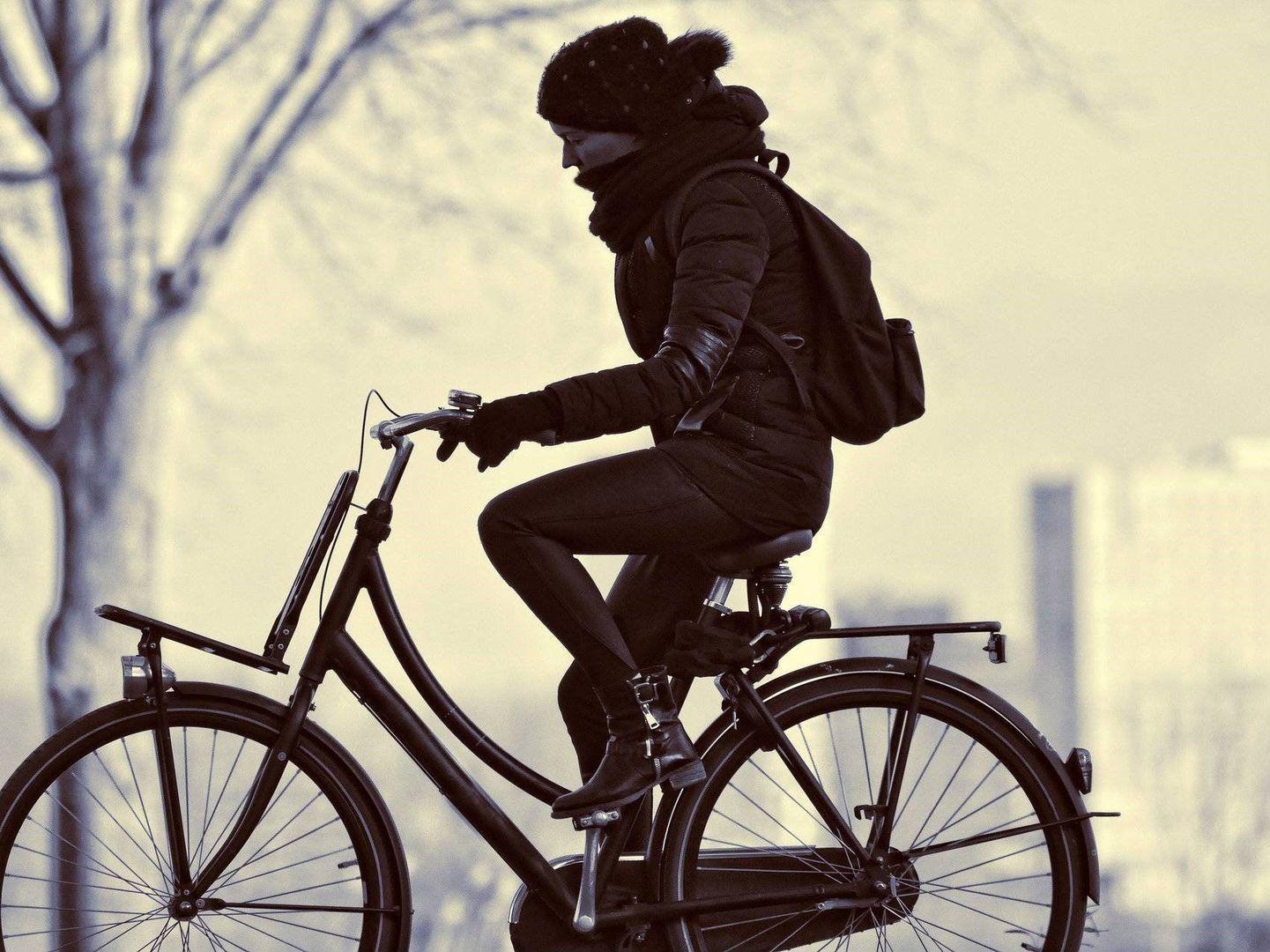 Fietsers zijn zwakke verkeersdeelnemers volgens de Wegenverkeerswet.
