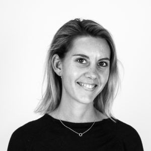 Sarah van Minnen loopt stage bij JBL&G.